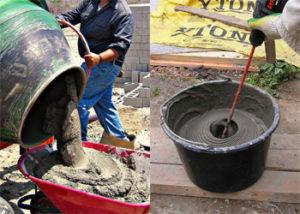 раствор и клей для кладки газосиликата