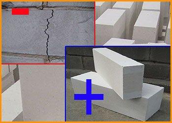 газосиликатный блок плюсы и минусы