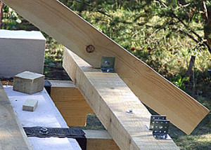 Крыша своими руками инструкция по возведению