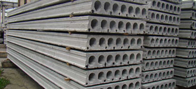 Плиты перекрытия: размеры, маркировка и их расшифровка, типы железобетонных плит