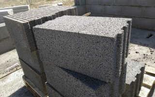 Керамзитные блоки: характеристики, размер, плюсы и минусы