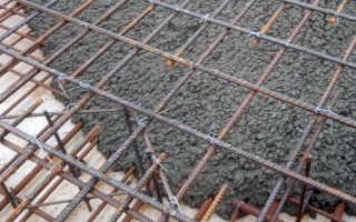 Какой удельный вес 1 м3 бетона?