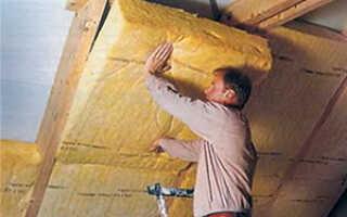 Технология утепления мансардной крыши изнутри своими руками