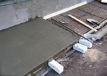 Пошаговая инструкция строительства отмостки