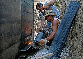 гидроизоляционные работы
