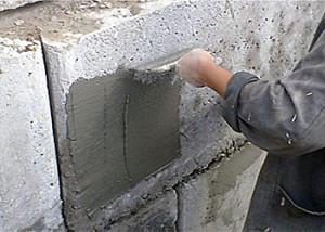 подготовка фундамента к гидроизоляции